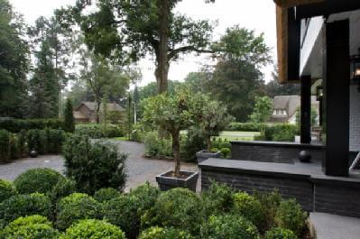 Tuinaanleg van particuliere tuin in nijmegen for Tuin aanleggen nijmegen
