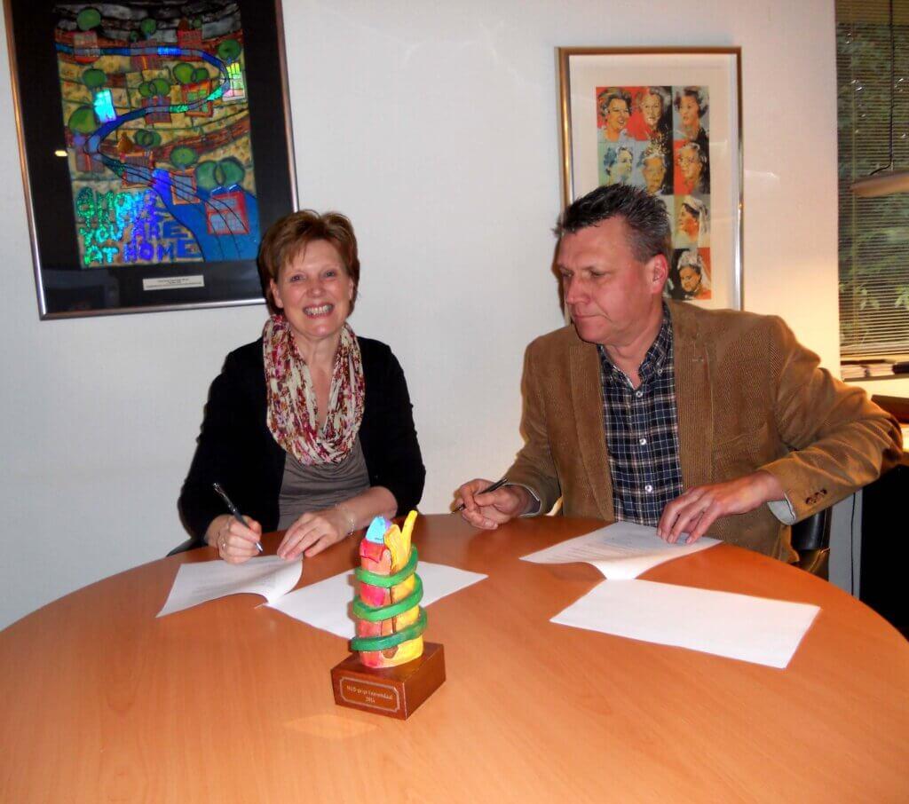 Daktuinen Dakterrassen: Koninklijke Ginkel Groep Gaat Duurzame Samenwerking Aan