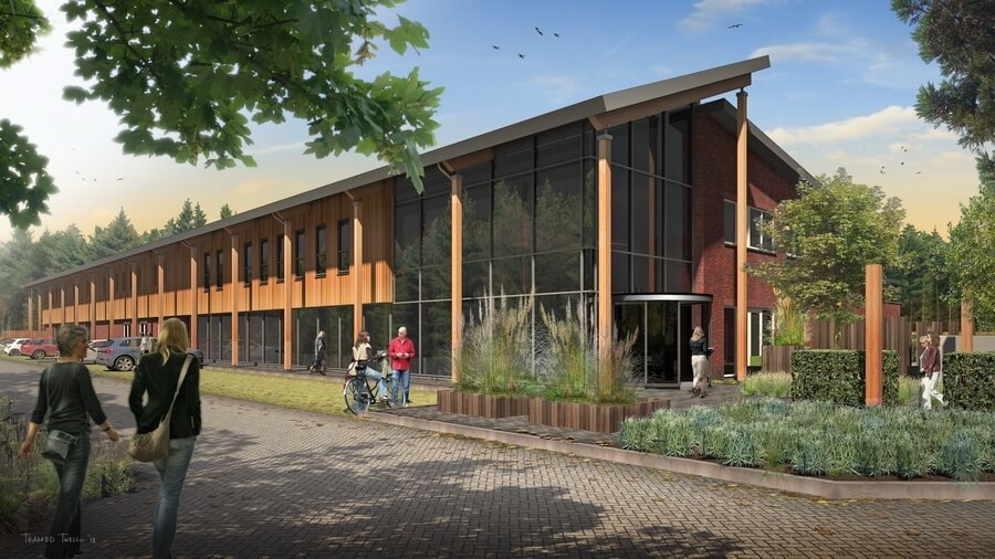 Koninklijke ginkel groep bouwt aan eerste professionele for Prijzen tuinonderhoud
