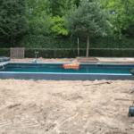 Aanleg Natuurzwembad