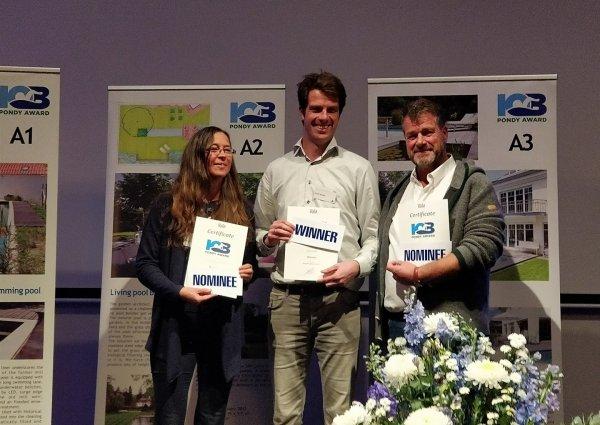 Ginkel Groep wint internationale prijs