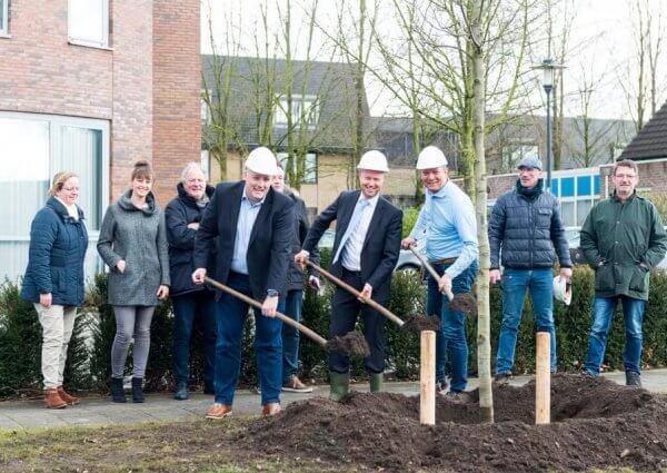 200 nieuwe bomen in Veenendaal