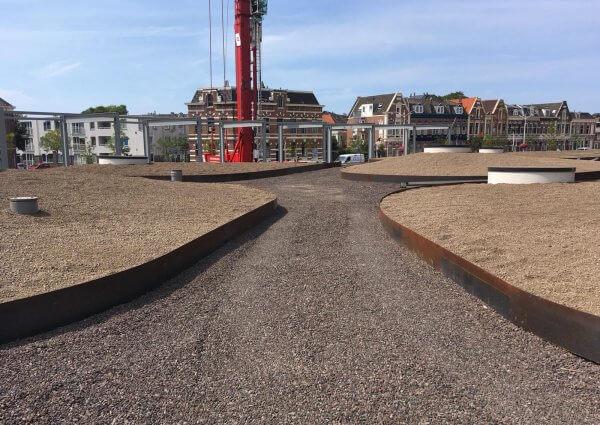 Stationstuin Delft