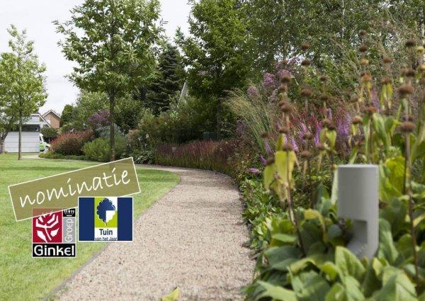 Tuin van het Jaar genomineerd