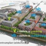 Daktuinen Centrumplan Leidsche Rijn