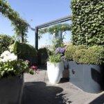 Een groene oase balkon