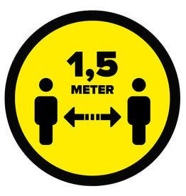 Hoe houden hoveniers 1,5 meter afstand?