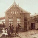 Ginkelgroep oude gebouw