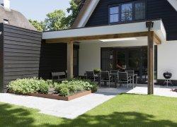 Aanleg particuliere natuurlijke tuin