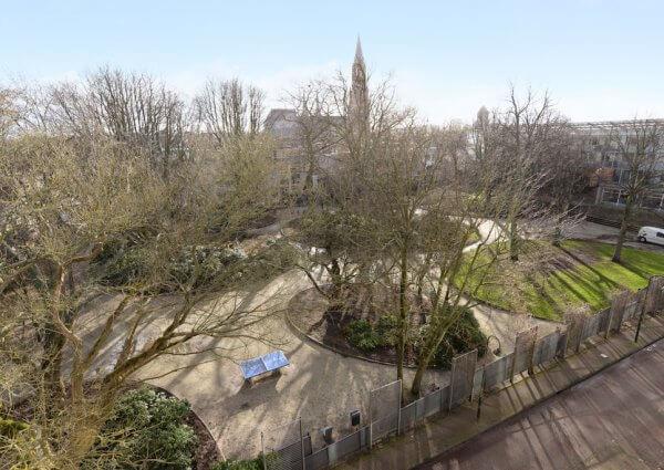 Stadspark in Delft project - De Koninklijke Ginkel Groep