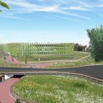 Groenste transferium van Nederland Impressie Transferium - De Koninklijke Ginkel Groep