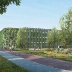 Groenste transferium van Nederland in Den Bosch - De Koninklijke Ginkel Groep