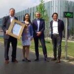 Groenste transferium van Nederland - De Koninklijke Ginkel Groep