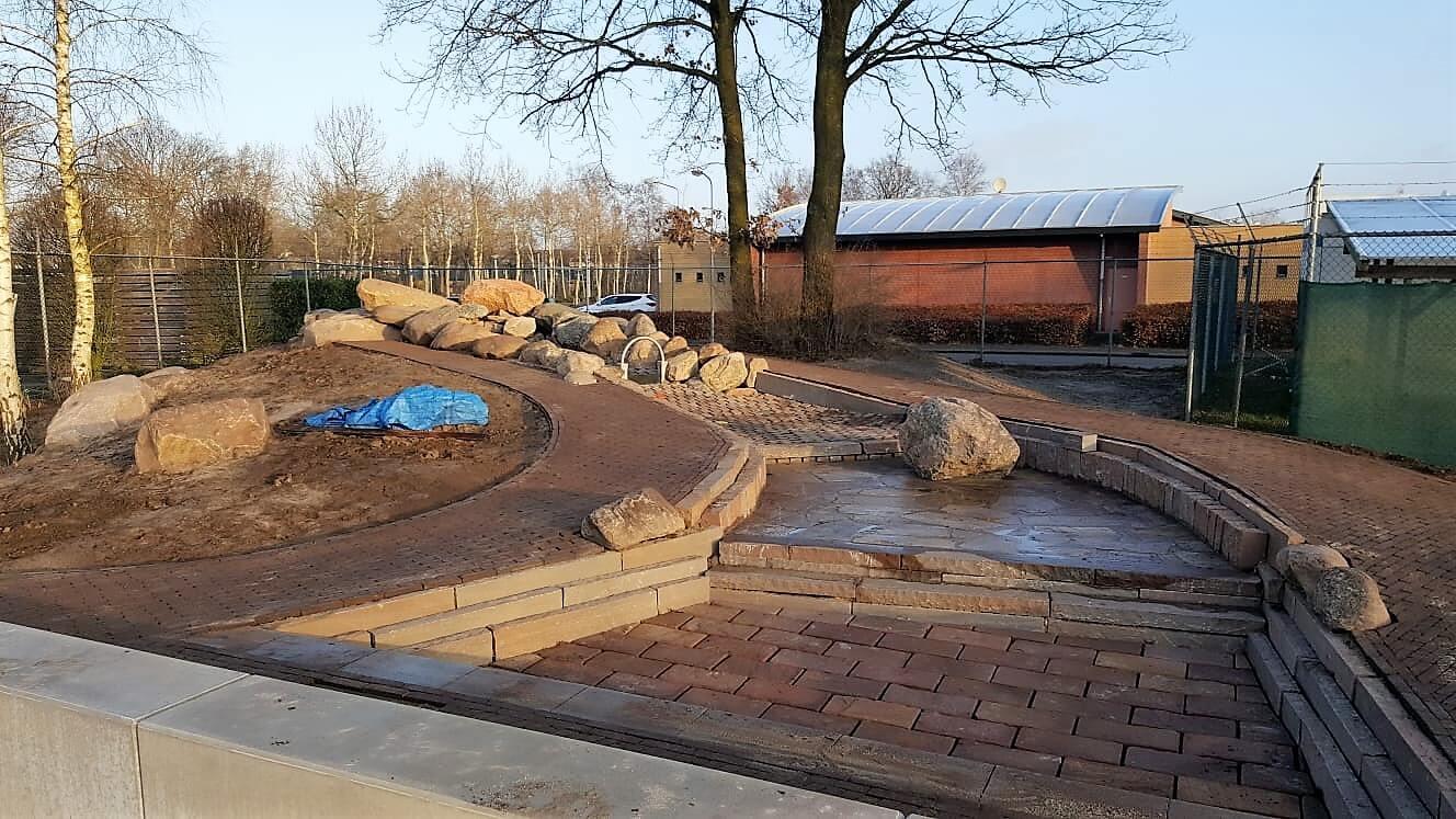 Zwembad De Peppel : Natuurgezuiverd buitenbad zwembad de peppel hoveniersbedrijf
